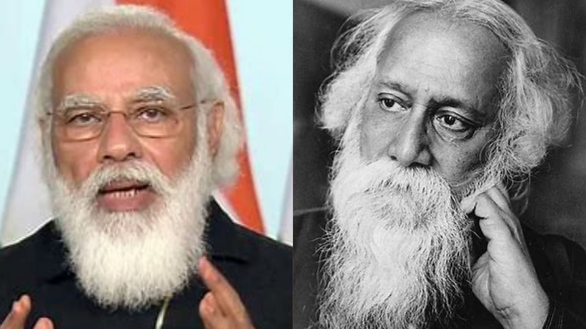 BJP's long list of faux pas: Takshila in Bihar, Santiniketan as Tagore's place of birth…