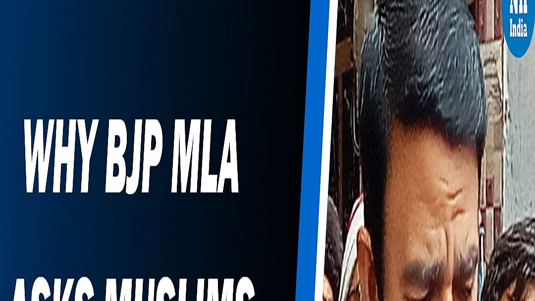'Go to Pakistan': BJP MLA comments on Muslims sparks row
