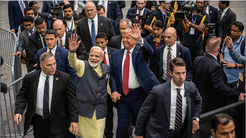 Narendra Modi finally dumps Trump but the damage may have already been done