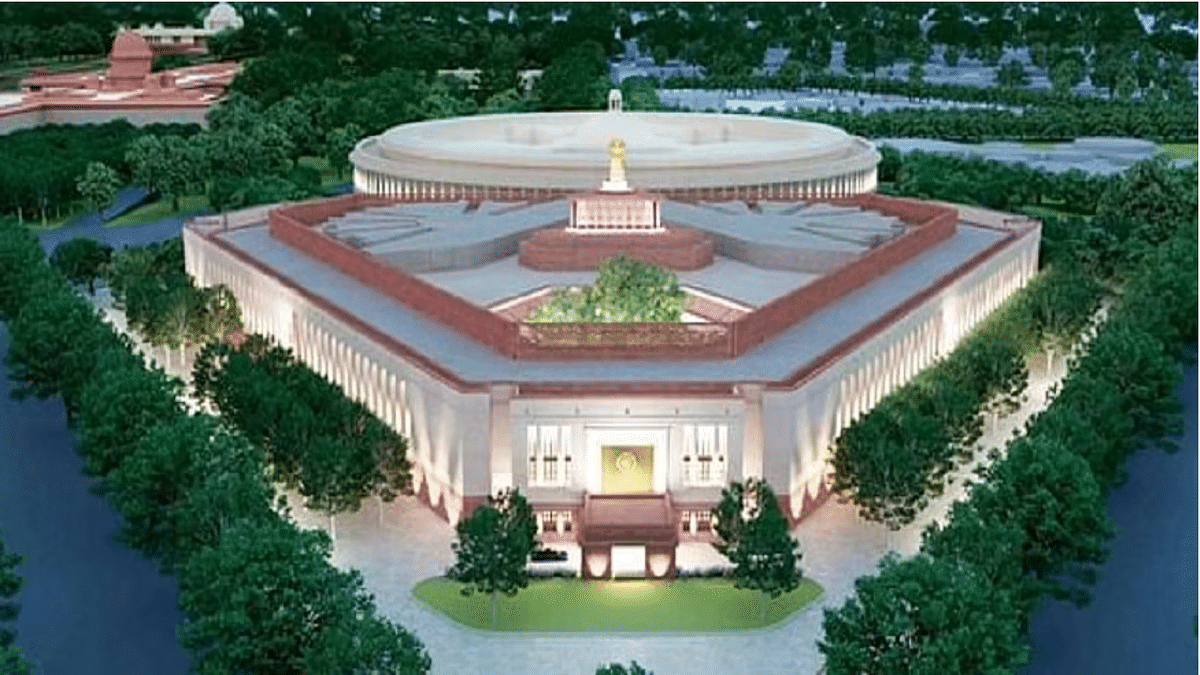 SC gives green signal to govt's Central Vista project by 2:1 majority