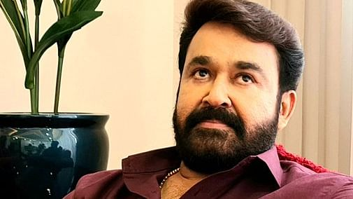 Photo courtesy: Twitter/ @Mohanlal