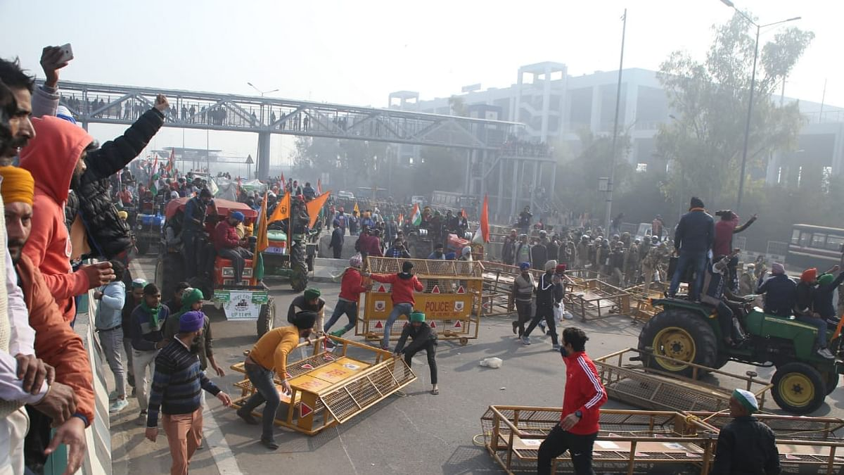 R-Day violence: Delhi Police issues notices to 20 farmer leaders