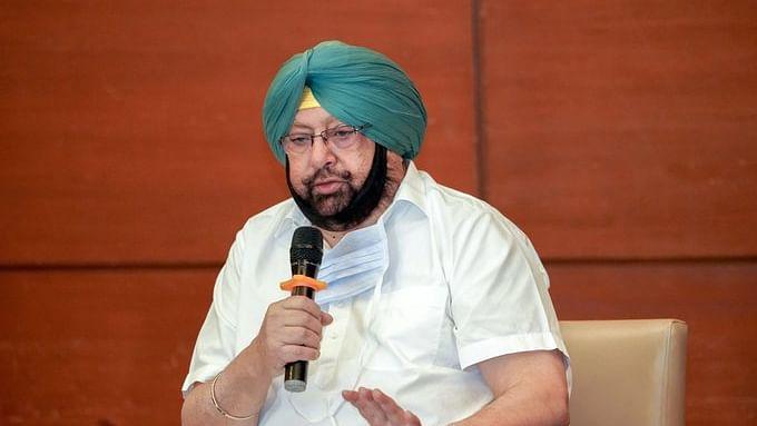 Punjab CM Capt Amarinder Singh (IANS Photo)