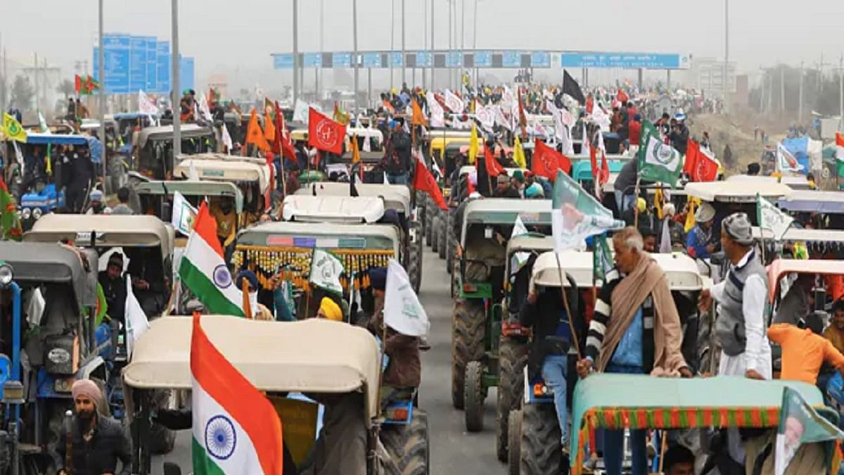 Delhi Police has given nod to farmers' tractor parade on Jan 26, claim protesting unions