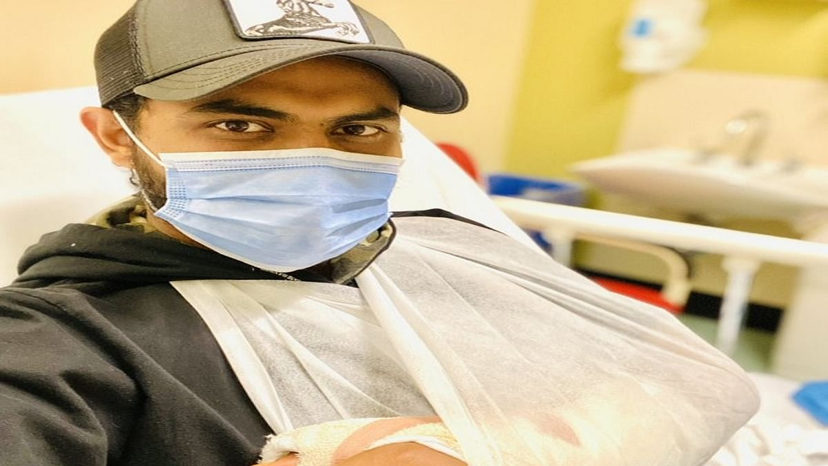 Surgery completed, will return with a bang: Jadeja