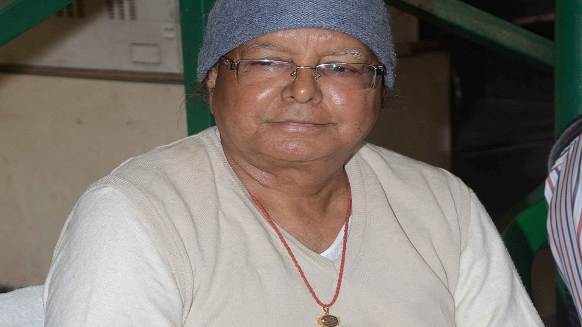 Lalu Prasad 'stable and recovering', to undergo CT scan