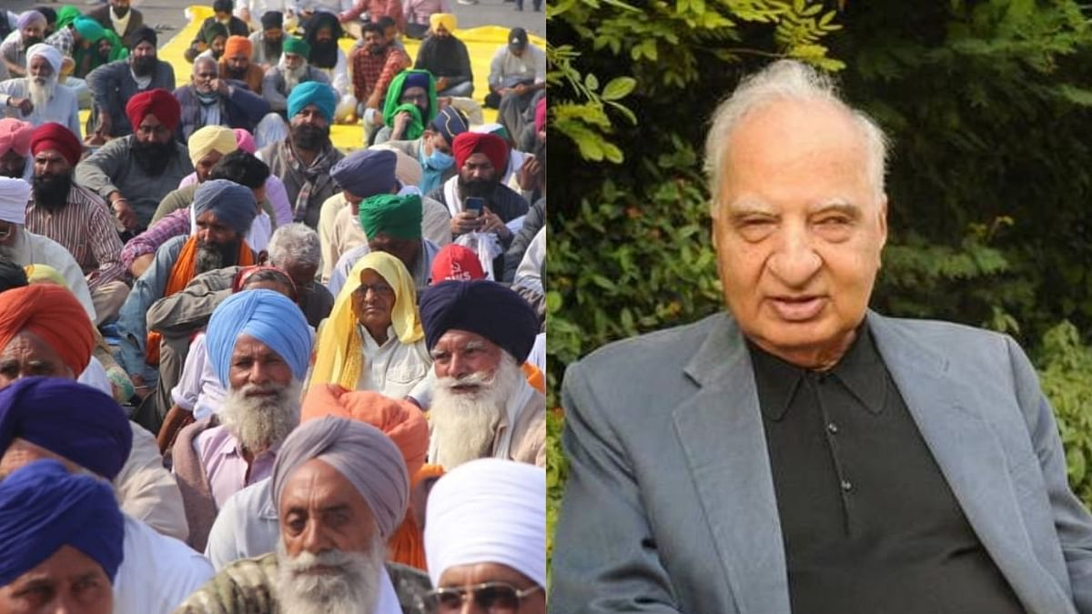 This Lohri, memories of iconic author Ved Mehta and worries for our farmers abound