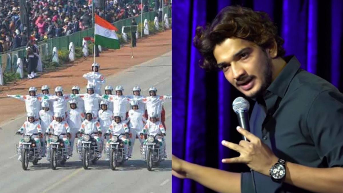 Munnawar Faruqui, in jail for joke he did not crack, casts a cloud on Republic Day