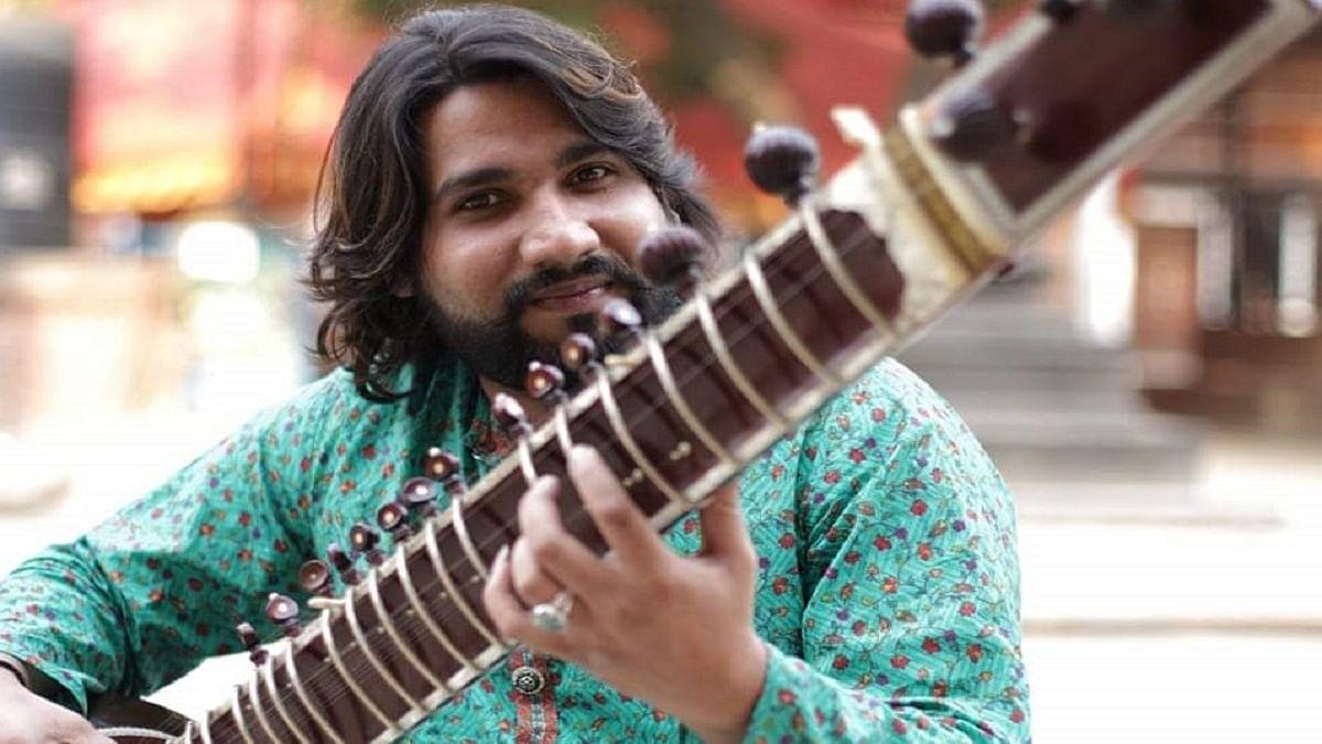 Artist Adnan Khan