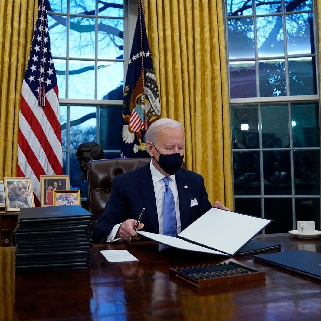 US President Biden (Photo courtesy: Twitter)