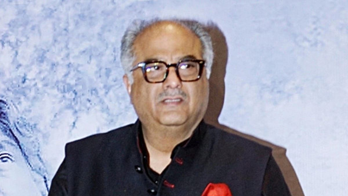 Producer Boney Kapoor turns actor at 65!
