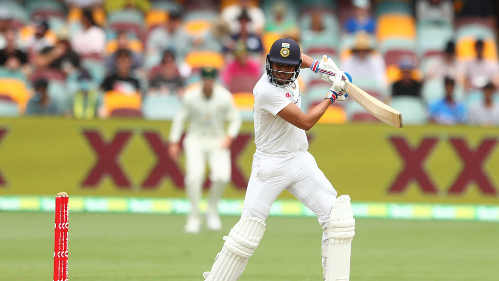 Gill fifty takes India to 83/1 at lunch on day five