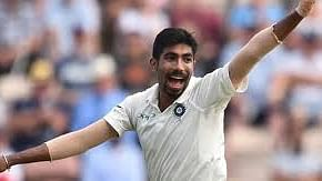 Bumrah released from Indian Test squad due to personal reasons