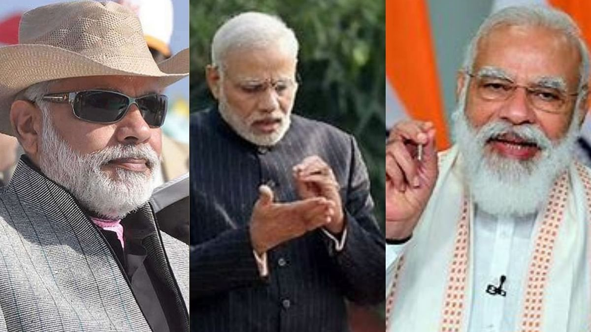 Makeover of Narendra Modi from a 'doer' to a 'preacher', from 'Vikas Purush' to illusions of divinity