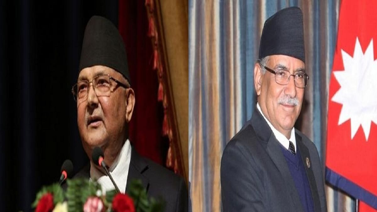 Prachanda faction expels Prime Minister Oli from party