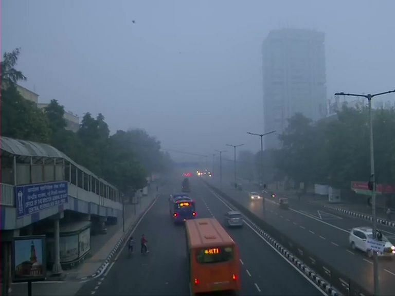 LIVE News Updates: Delhi's overall air quality in the 'very poor' category