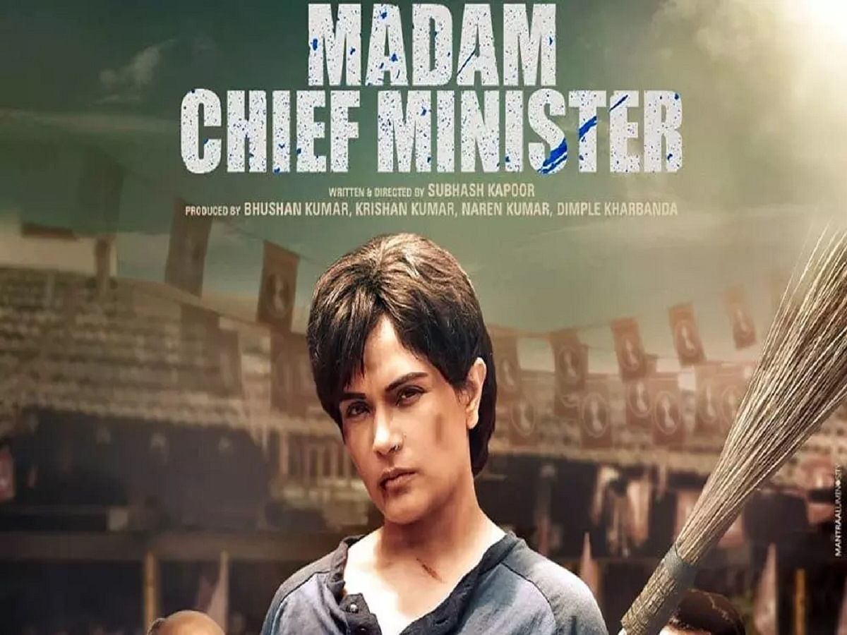 Is Madame Chief Minister based on Mayawati?