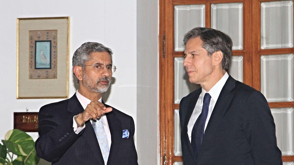 India pre-eminent partner of US in Indo-Pacific: Blinken tells Jaishankar