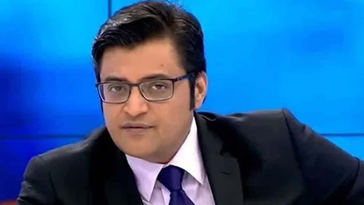 The rise and fall of Arnab Goswami signal a tipping point for Indian media
