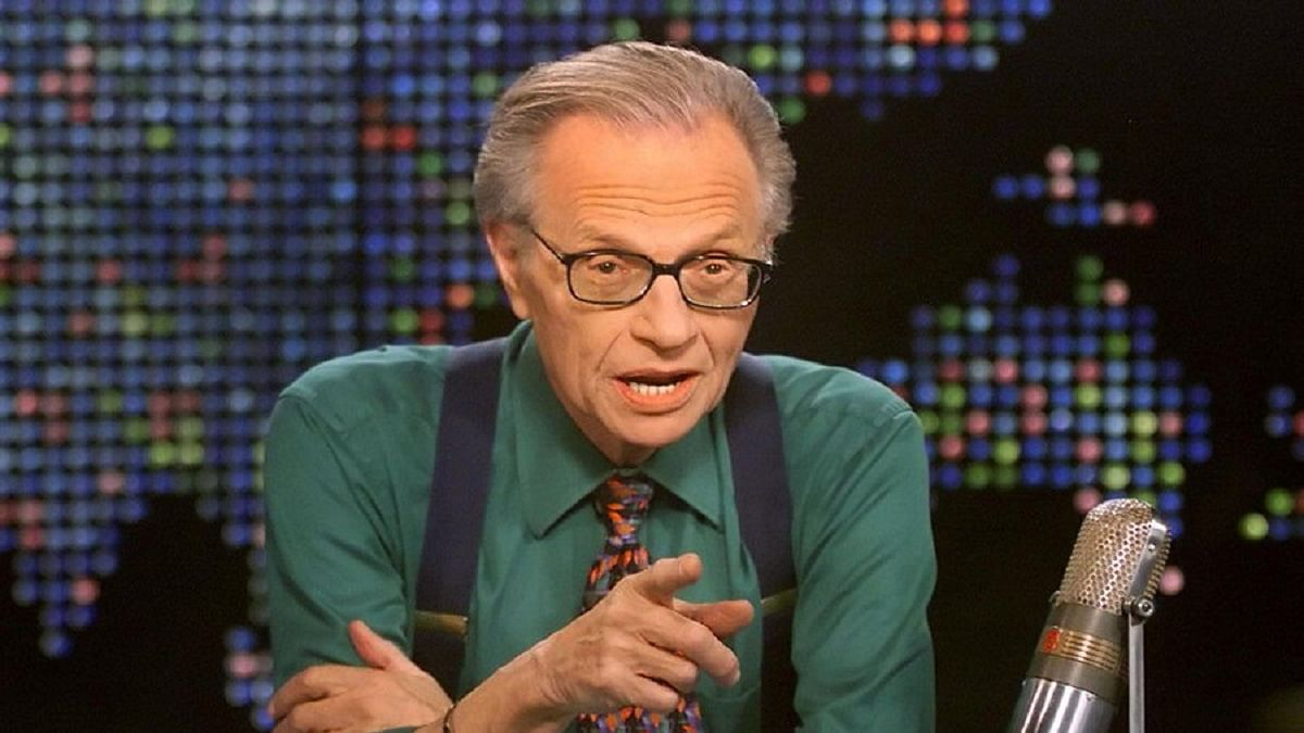 Larry King, broadcasting giant for half-century, passes away at 87