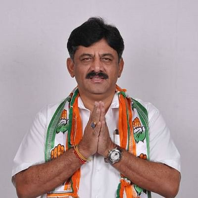 DK Shivkumar, Congress
