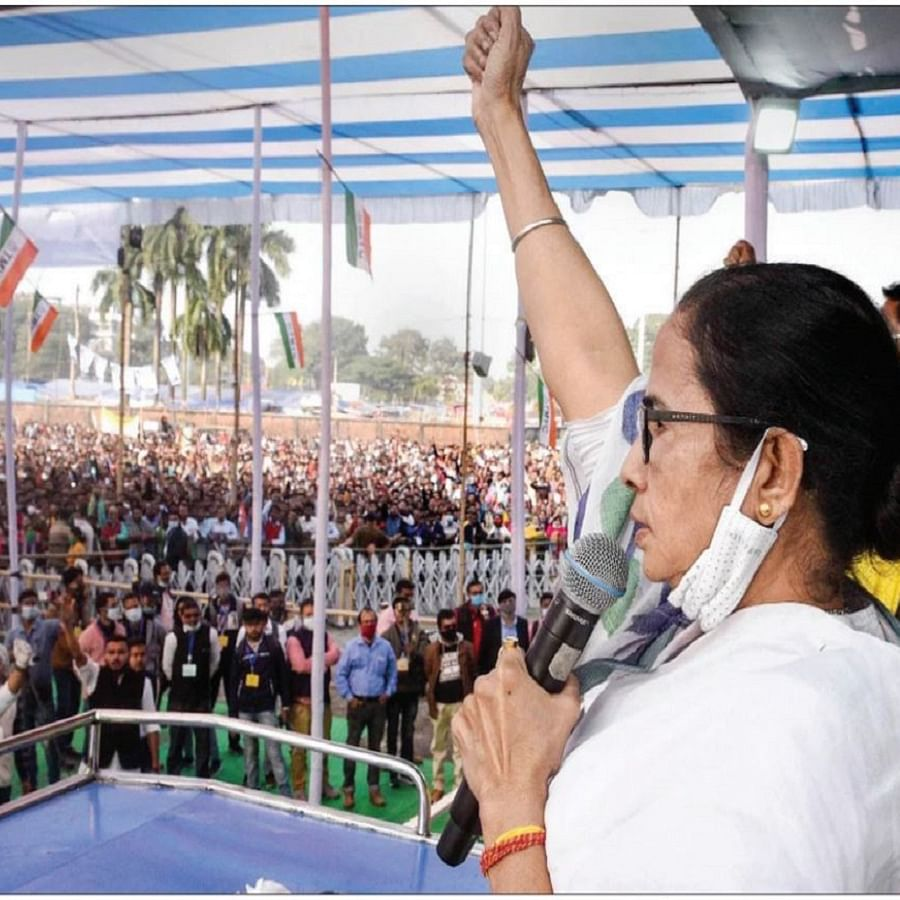 Mamata Banerjee knows that West Bengal Assembly election is not going to be a cakewalk this time around