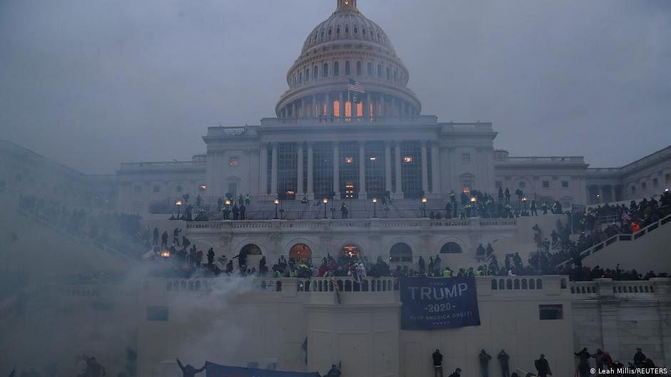 Facebook, Google, Microsoft halt political contributions after Capitol riot