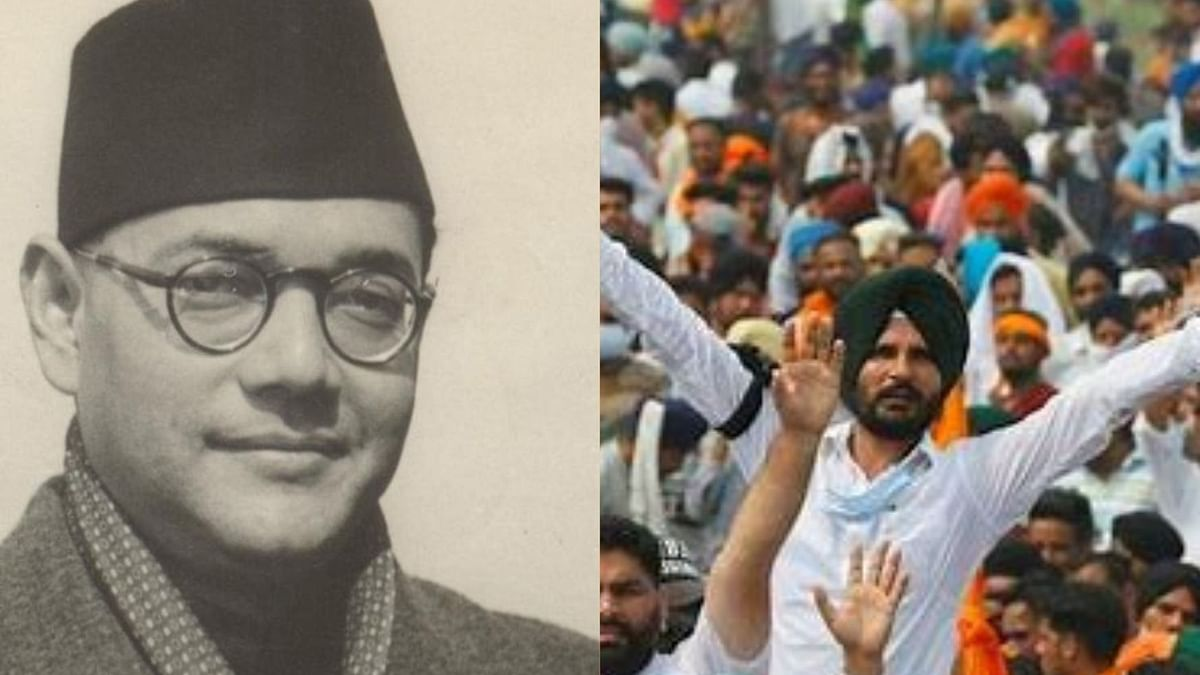 Remembering the ideals Netaji stood for and brooding over farmers' plight after Republic Day violence