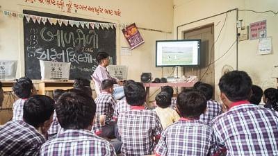 Offline teaching for Classes 9, 11 in Gujarat from February 1