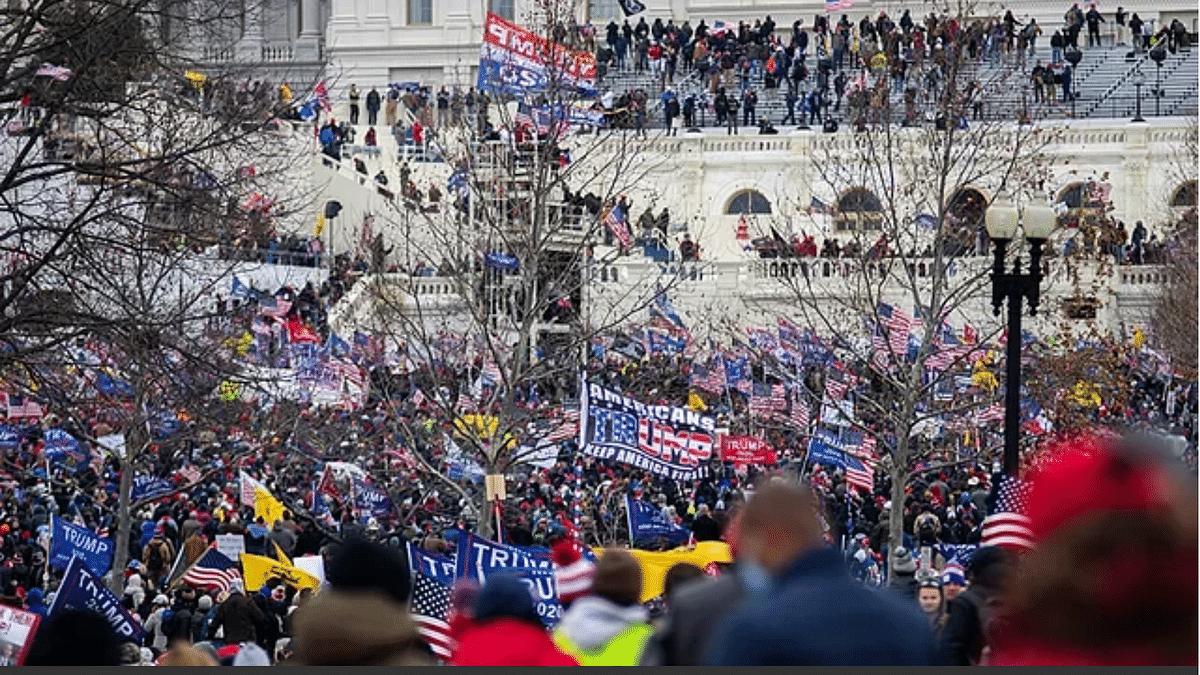 Trump supporters storm Capitol, clash with police, 4 dead; Biden says 'unprecedented assault' on democracy