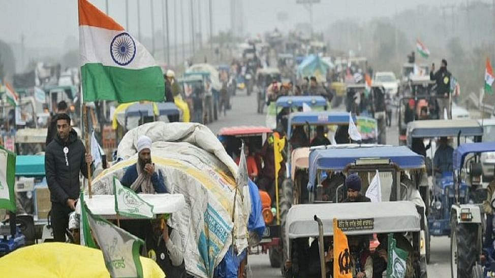LIVE News Updates: The tractor rally will enter Delhi from Tikri, Singhu & Ghazipur borders, says Delhi Police