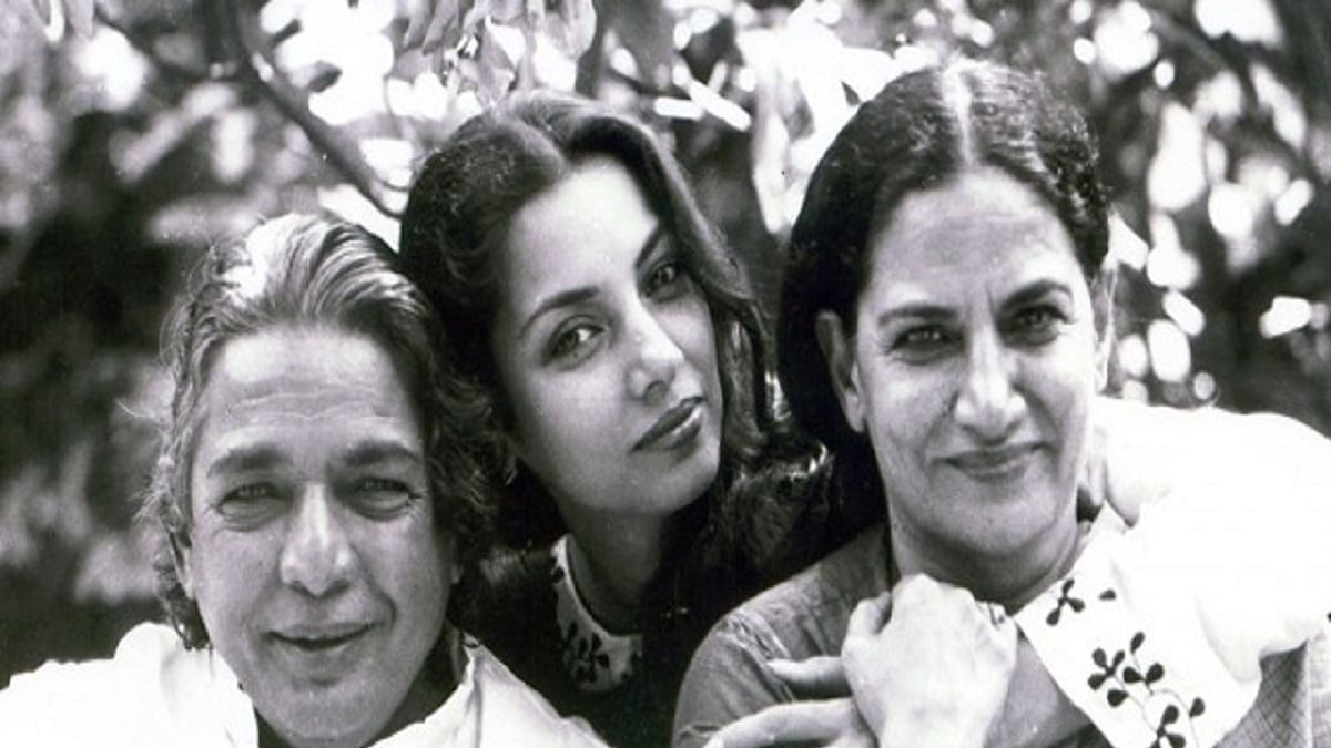Shabana Azmi remembers her legendary poet-activist father Kaifi Azmi