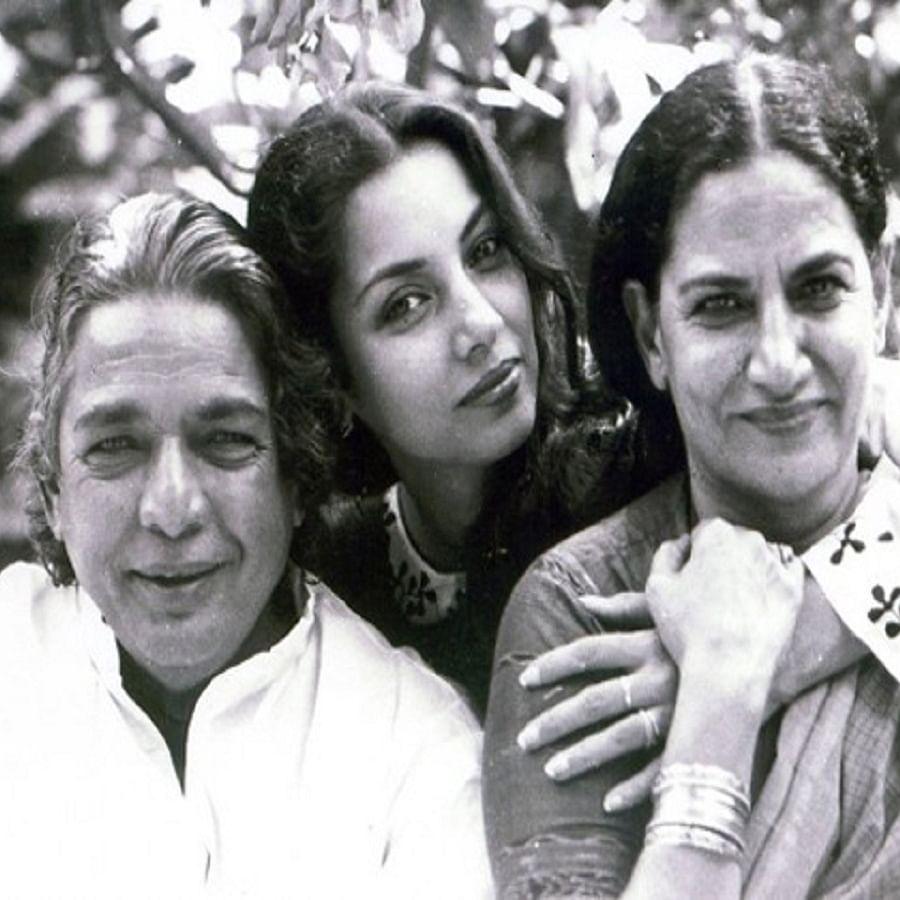 Shabana Azmi remembers her legendary poet-activist father Kaifi Azmi