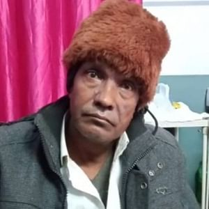 Former BJP city vice-president Ram Bihari Rathore (IANS Photo)