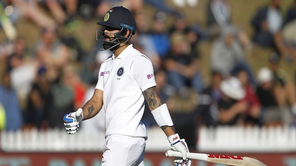 Virat Kohli (Photo Courtesy: IANS)