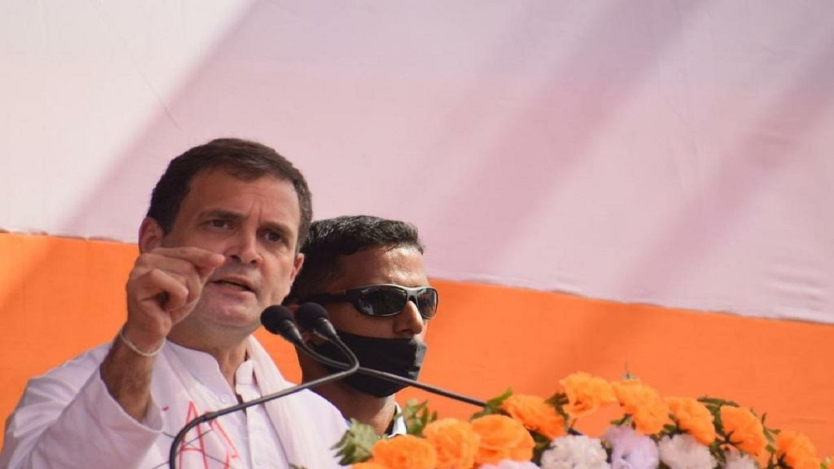 Kerala: Rahul lambasts Modi for 'helping' corporates instead of empowering poor