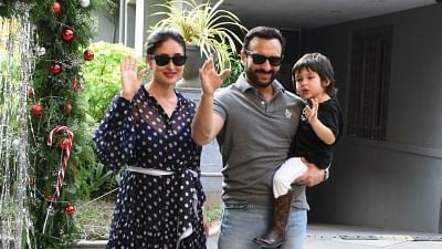 No name for the newborn yet, says Saif