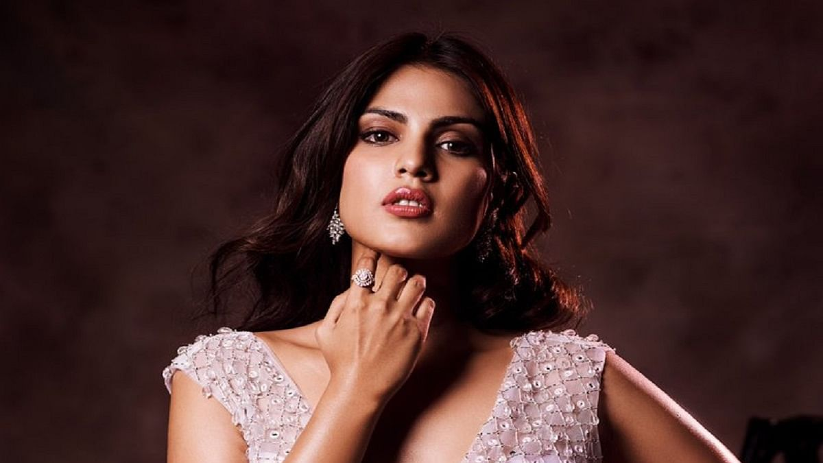 Rhea Chakraborty blocked from 'Chehre' poster