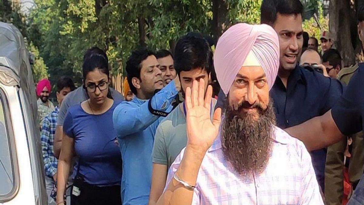 Aamir Khan to shoot the final schedule of 'Laal Singh Chaddha' in Kargil