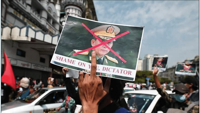Myanmar coup leaves Bangladesh in the lurch