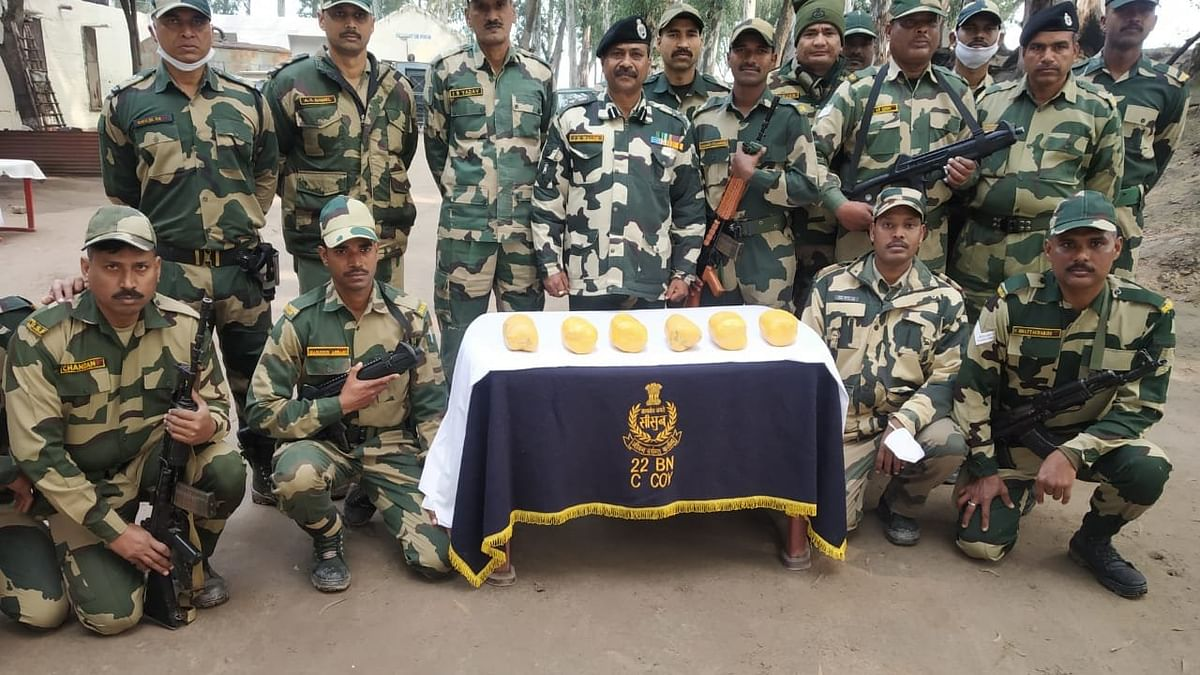 LIVE News Updates: BSF recovers 6 packets of heroin near Indo-Pak border in Amritsar
