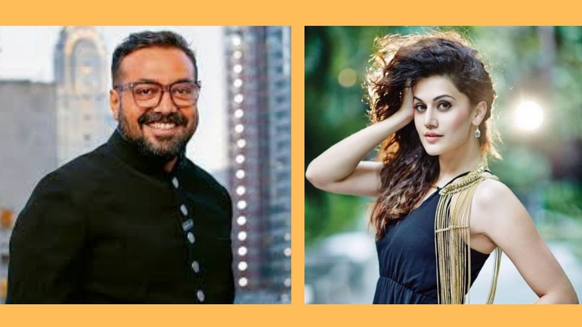 Anurag Kashyap and Taapsee Pannu reunite for 'Dobaaraa'; to be produced by Ekta Kapoor's Cult Movies