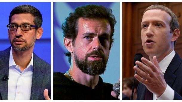 Zuckerberg, Pichai, Dorsey to face US misinformation hearing