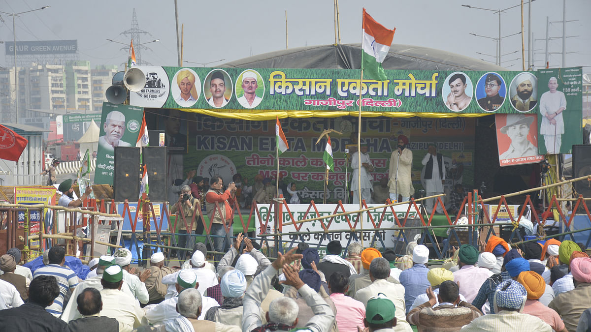 Farmers protest presents an opportunity for Opposition