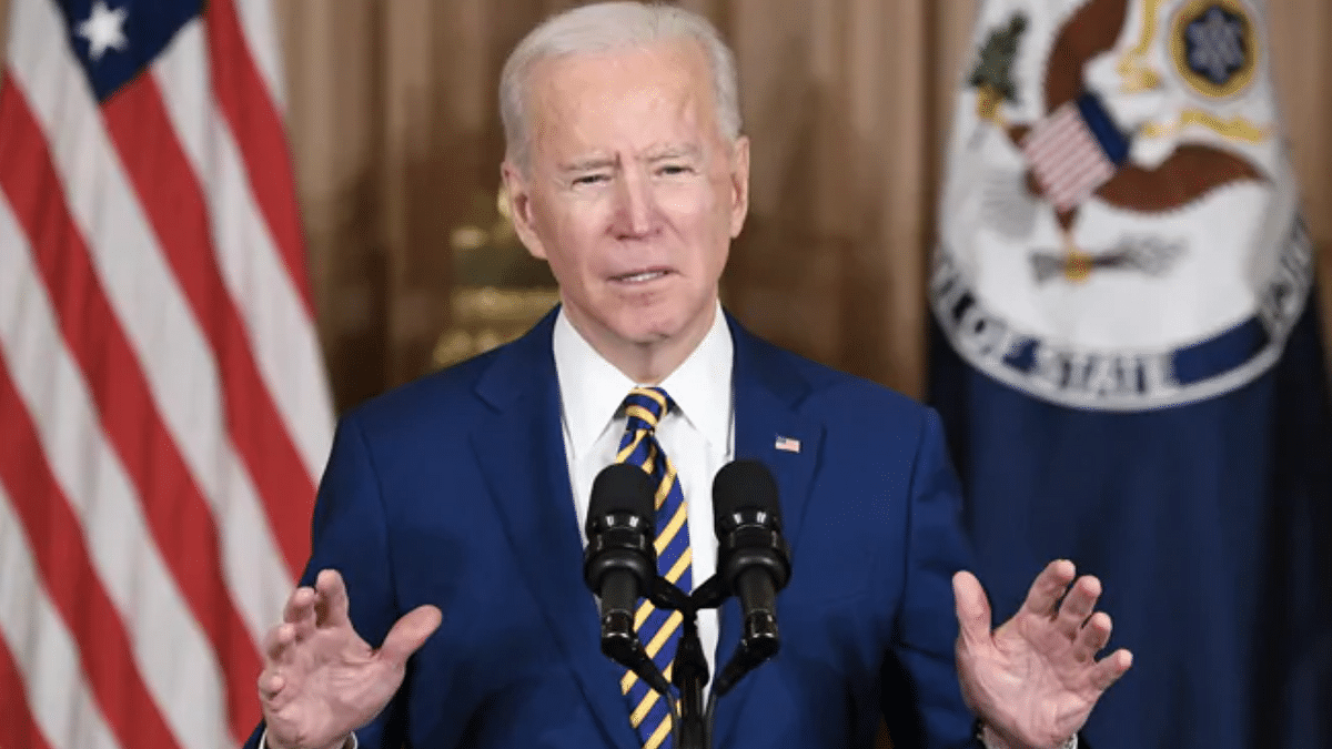 In first call with Xi, Biden conveys concerns over China's unfair trade practices, assertive actions