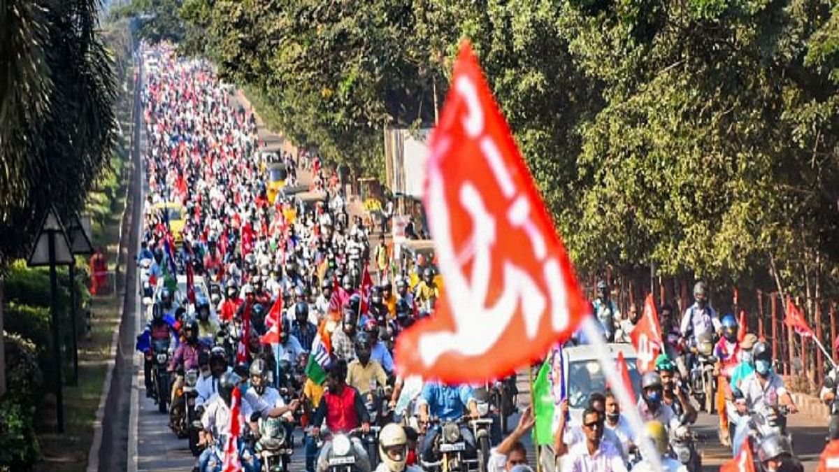 Protests against privatisation of Vizag plant mount, Centre's policy on public sector gets flak from Unions