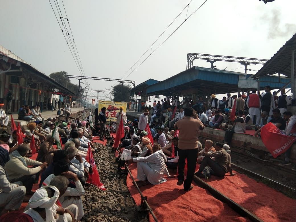 LIVE News Updates: Around 50 trains, 130 locations affected due to farmers agitation in Punjab and Haryana