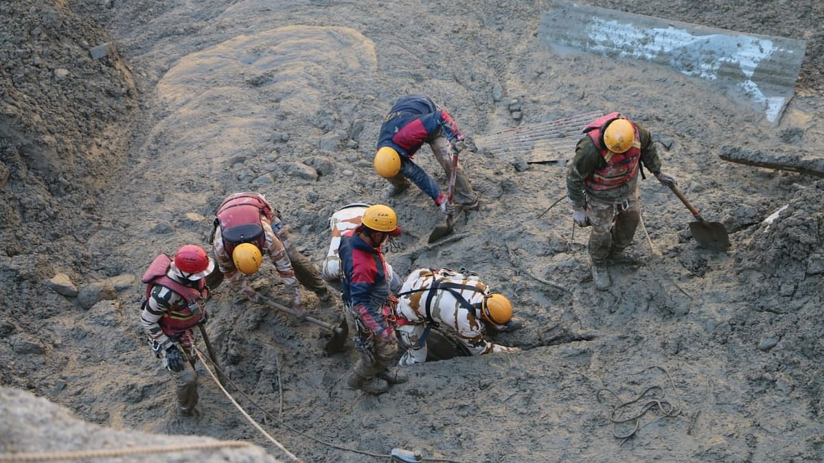 130 people still missing in Uttarakhand glacial burst: Government
