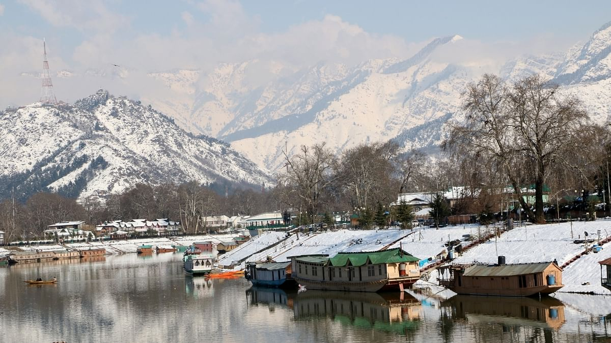 Kashmir turns shooting hotspot for music videos