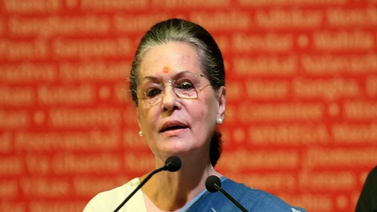 The decision was taken at a meeting chaired by Congress president Sonia Gandhi (File photo: IANS)